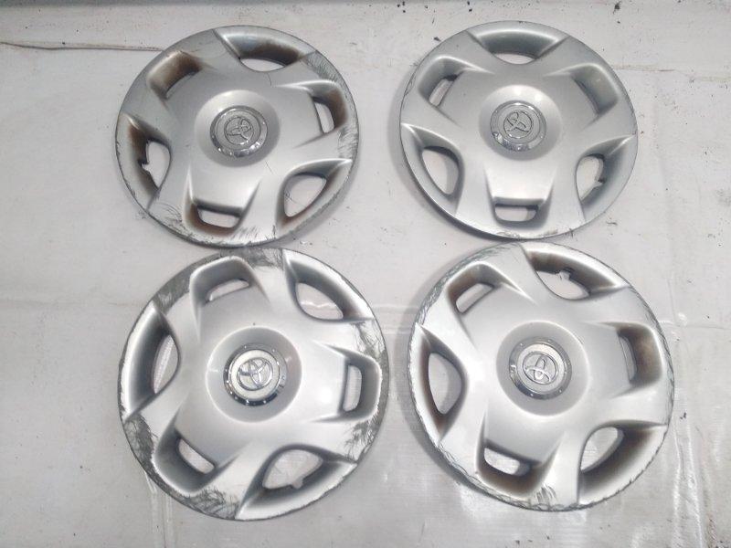 Колпаки на колеса Toyota Platz NCP12 1SZFE 2003