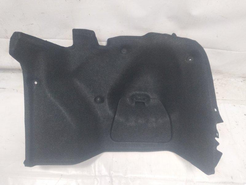 Обшивка багажника Toyota Platz NCP12 1SZFE 2003 задняя правая