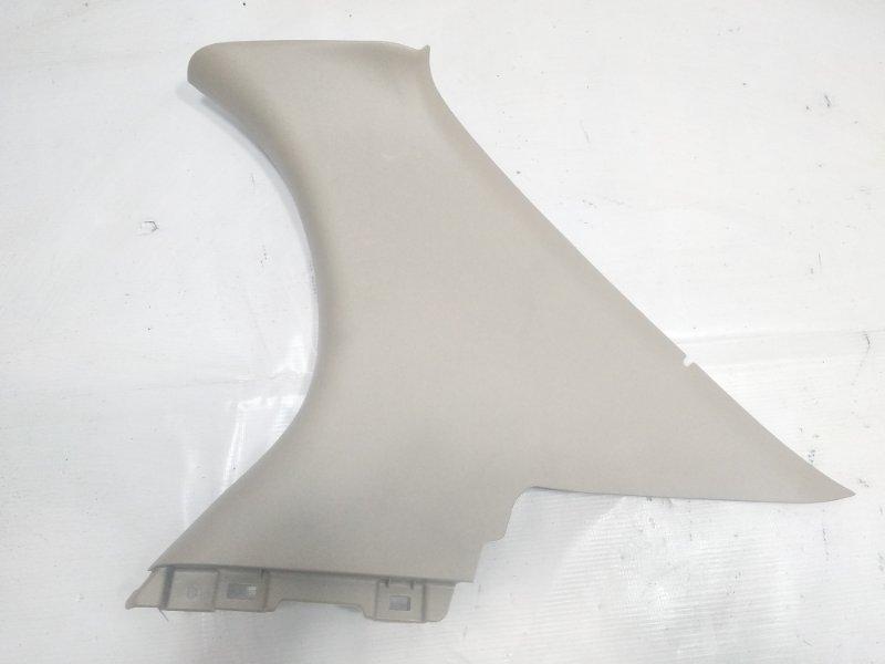 Обшивка стойки кузова Toyota Platz NCP12 1SZFE 2003 задняя правая