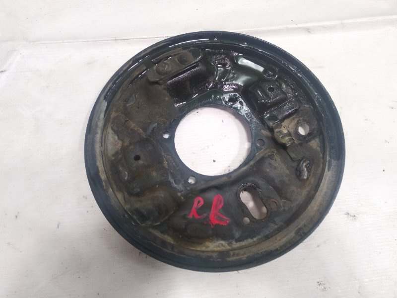Кожух тормозного диска Suzuki Escudo TA52W RFTE 1999 задний левый