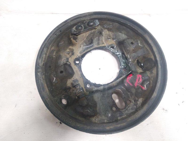 Кожух тормозного диска Suzuki Escudo TA52W RFTE 1999 задний правый