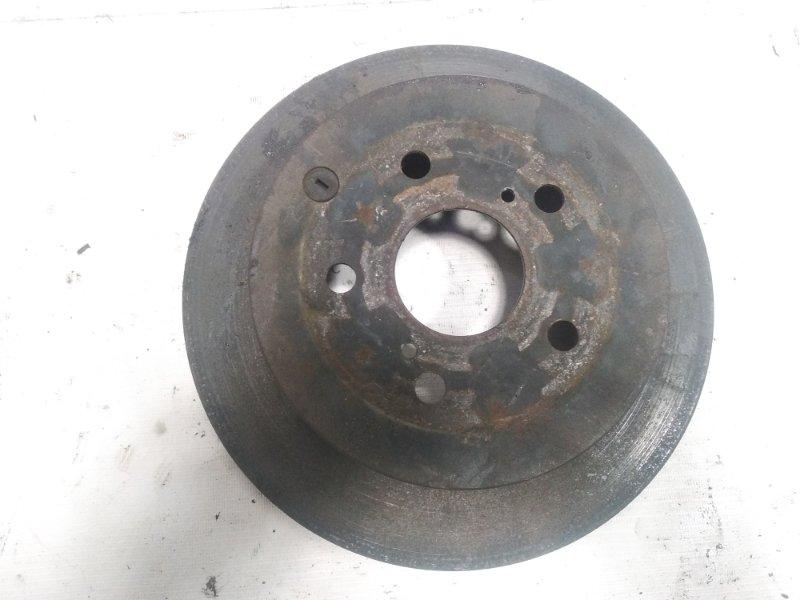 Тормозной диск Toyota Estima AHR20W 2AZFXE 2009 задний левый