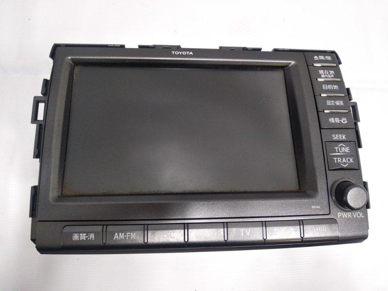 Магнитофон Toyota Estima AHR20W 2AZFXE 2009