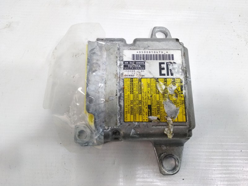 Блок управления airbag Toyota Estima AHR20W 2AZFXE 2009