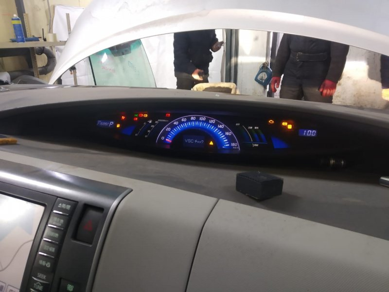 Спидометр Toyota Estima AHR20W 2AZFXE 2009