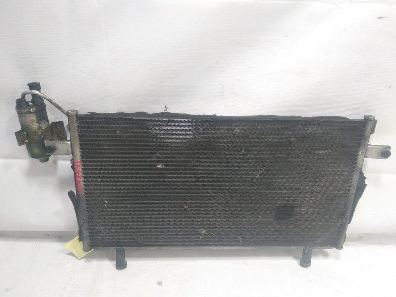 Радиатор кондиционера Nissan Terrano Regulus JLR50 ZD30DDTI 2001 передний