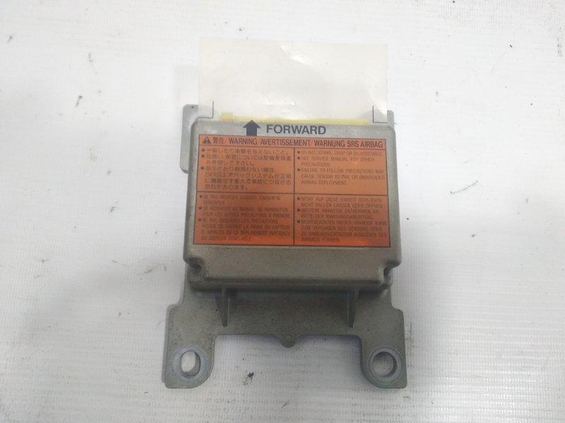 Блок управления airbag Nissan Terrano Regulus JLR50 ZD30DDTI 2001 передний
