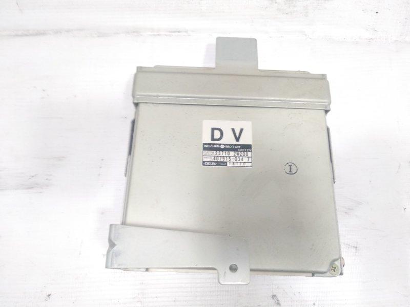 Блок управления efi Nissan Terrano Regulus TR50 ZD30DDTI 2001