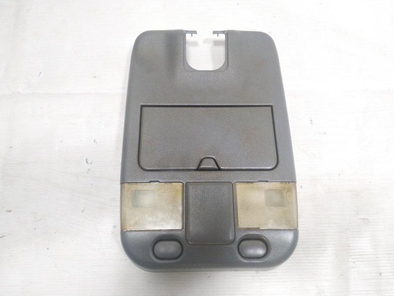 Светильник салона Nissan Terrano Regulus JLR50 ZD30DDTI 2001 передний