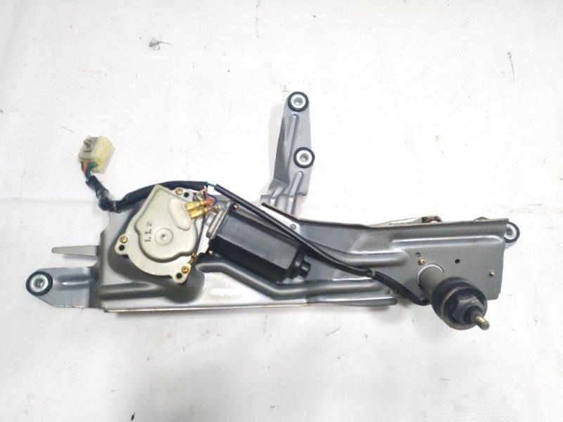 Моторчик заднего дворника Nissan Terrano Regulus JLR50 ZD30DDTI 2001 задний