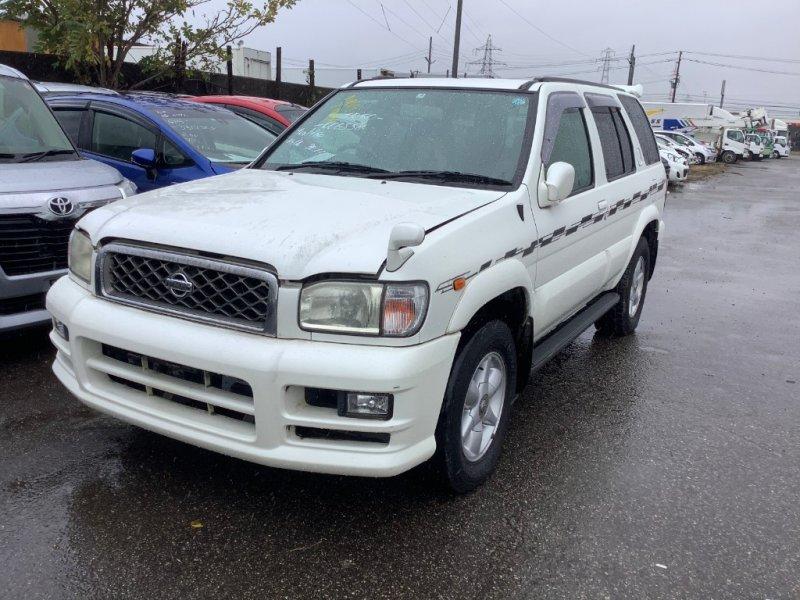 Брызговики комплект Nissan Terrano Regulus JLR50 ZD30DDTI 2001