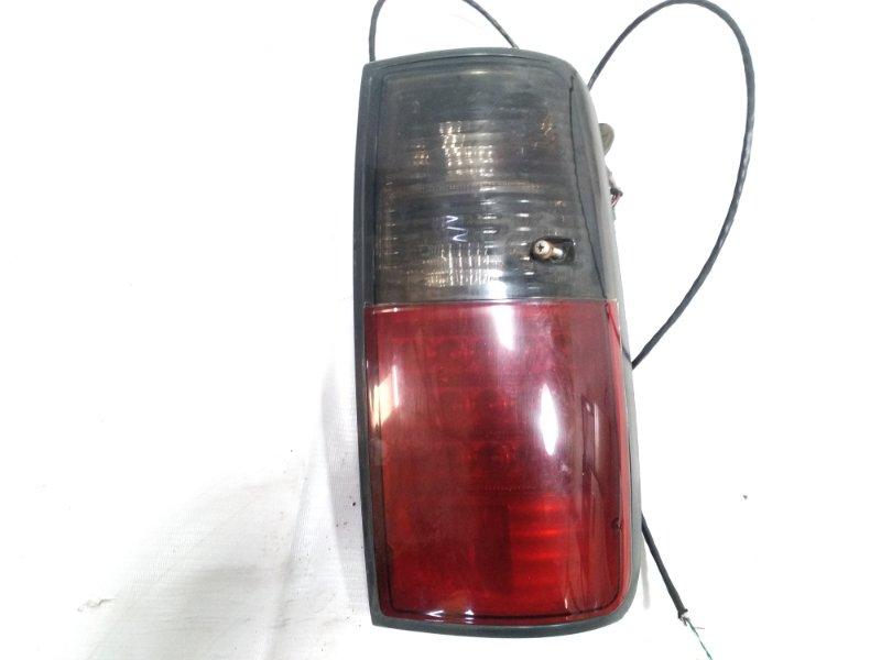 Стоп-сигнал Toyota Land Cruiser FJ80G 1HDT 1996 задний правый