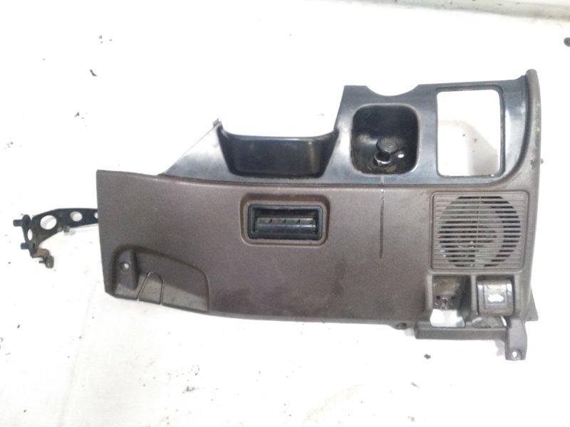 Пластик под руль Toyota Land Cruiser FJ80G 1HDT 1996