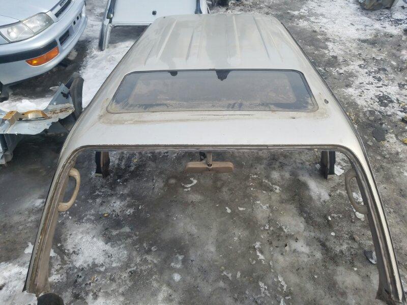 Крыша Toyota Land Cruiser FJ80G 1HDT 1996