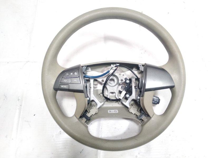 Руль Toyota Estima AHR20W 2AZFXE 2009 передний правый