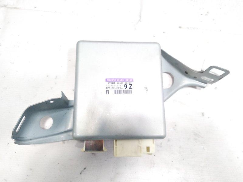 Блок управления рулевой рейкой Toyota Estima AHR20W 2AZFXE 2009 передний