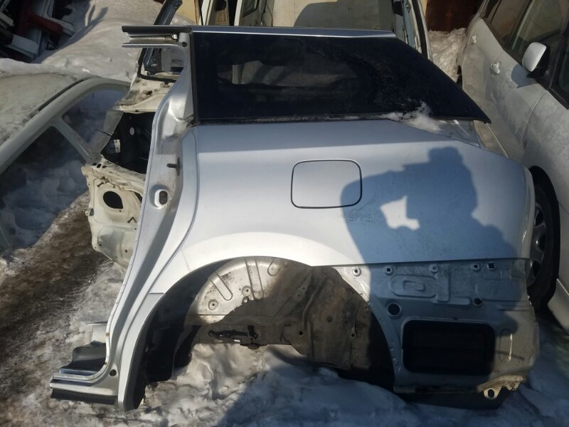 Крыло Toyota Estima AHR20W 2AZFXE 2009 заднее левое
