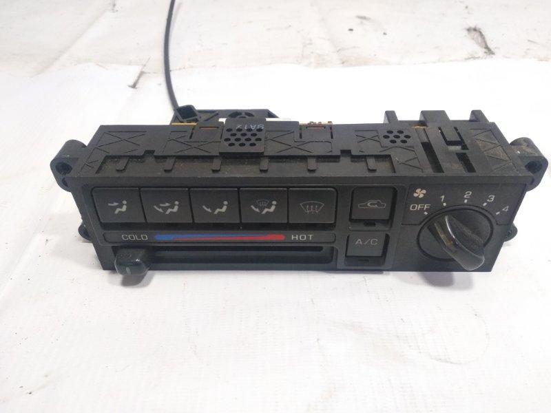 Блок управления климат-контролем Nissan Terrano Regulus JLR50 VG33E 1999 передний