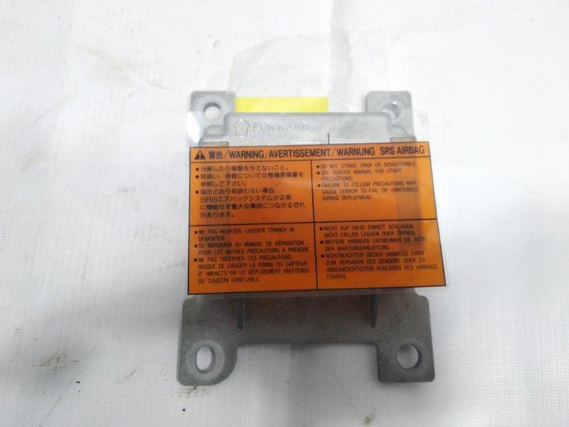 Блок управления airbag Nissan Terrano Regulus JLR50 VG33E 1999 передний