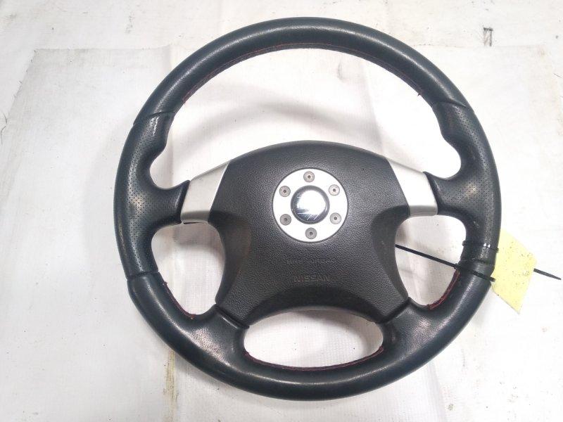 Руль Nissan Terrano Regulus JLR50 VG33E 1999