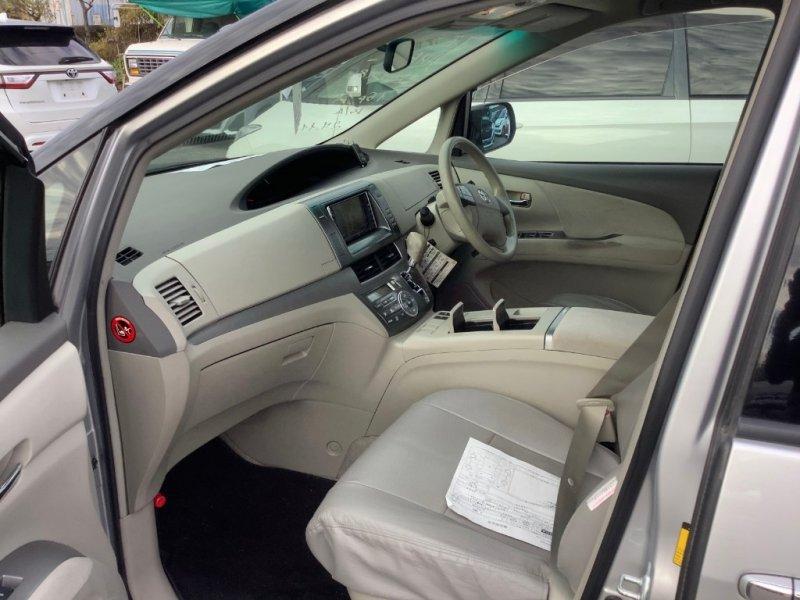 Чехол для сидений Toyota Estima AHR20W 2AZFXE 2009