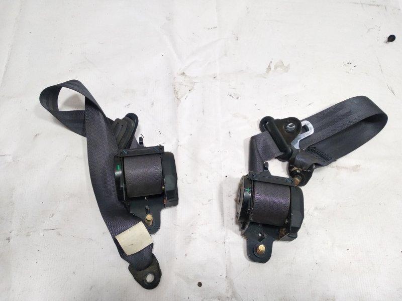 Ремень безопасности Isuzu Elf NHR69E 4HF1 1997 передний правый