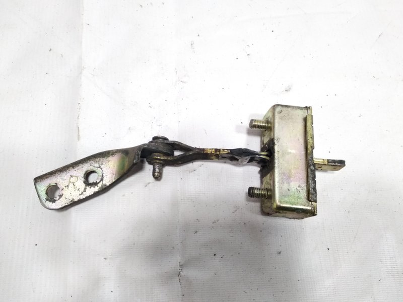 Ограничитель двери Isuzu Elf NHR69E 4HF1 1997 передний правый