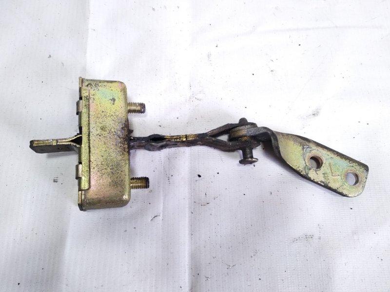 Ограничитель двери Isuzu Elf NHR69E 4HF1 1997 передний левый