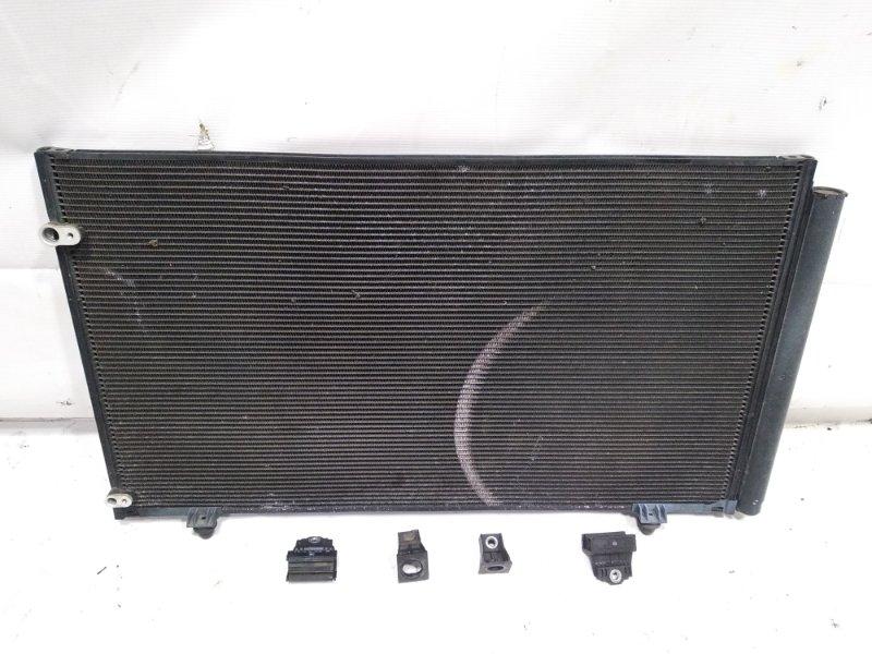 Радиатор кондиционера Lexus Rx350 GGL10 2GRFE 2009 передний