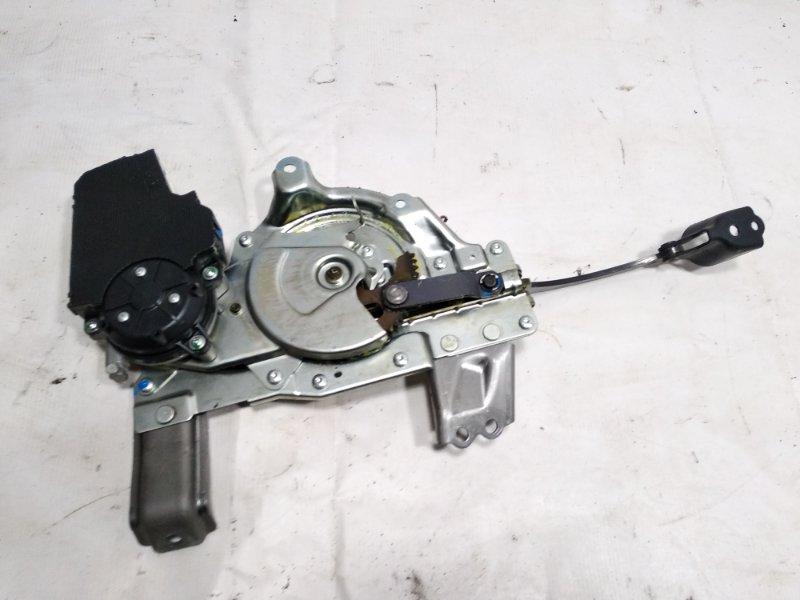 Механизм открывания двери Lexus Rx350 GGL10 2GRFE 2009 задний