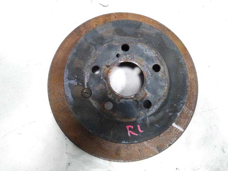 Тормозной диск Lexus Rx350 GGL10 2GRFE 2009 задний левый
