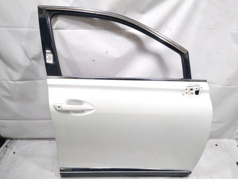 Дверь Lexus Rx350 GGL10 2GRFE 2009 передняя правая