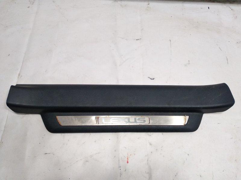 Накладка на порог салона Lexus Rx350 GGL10 2GRFE 2009 передняя правая