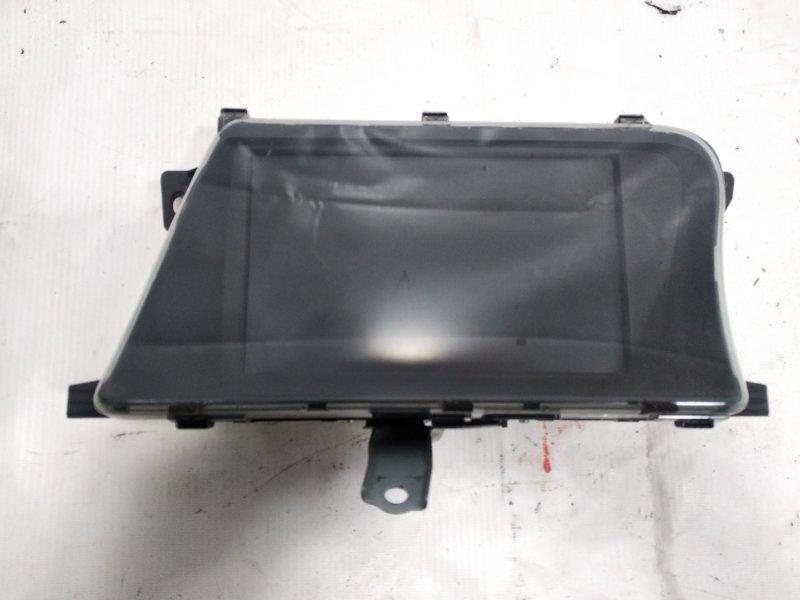 Монитор Lexus Rx350 GGL10 2GRFE 2009 передний