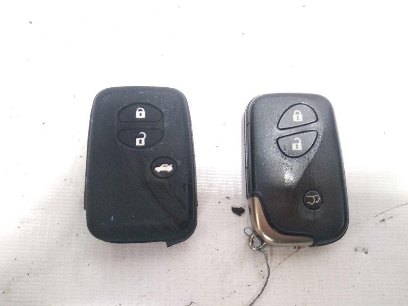 Ключ зажигания Lexus Rx350 GGL10 2GRFE 2009
