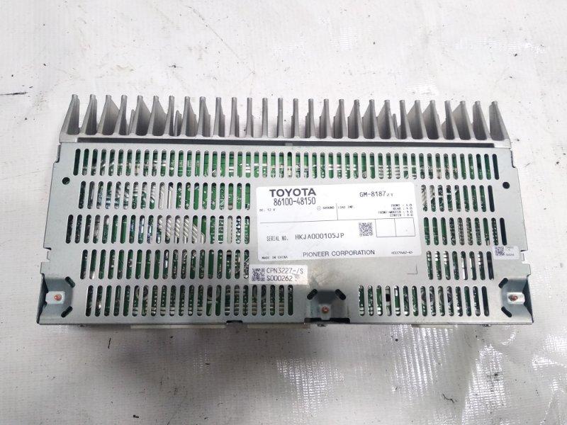 Усилитель магнитофона Lexus Rx350 GGL10 2GRFE 2009