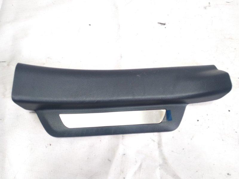 Накладка на порог салона Lexus Rx350 GGL10 2GRFE 2009 задняя правая