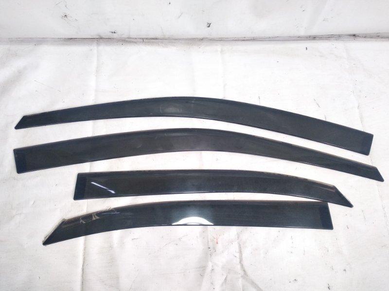 Ветровики комплект Lexus Rx350 GGL10 2GRFE 2009