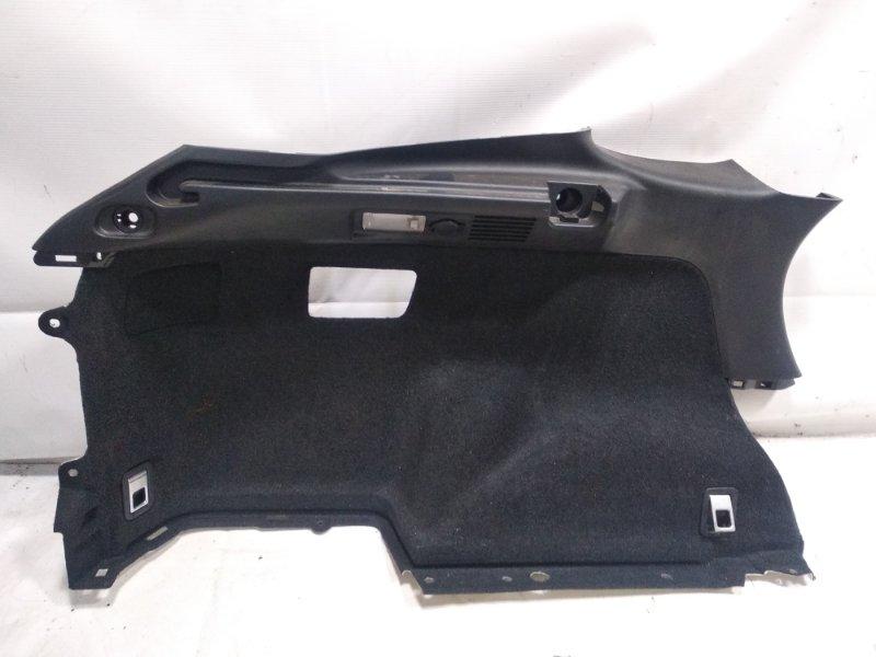Обшивка багажника Lexus Rx350 GGL10 2GRFE 2009 задняя левая