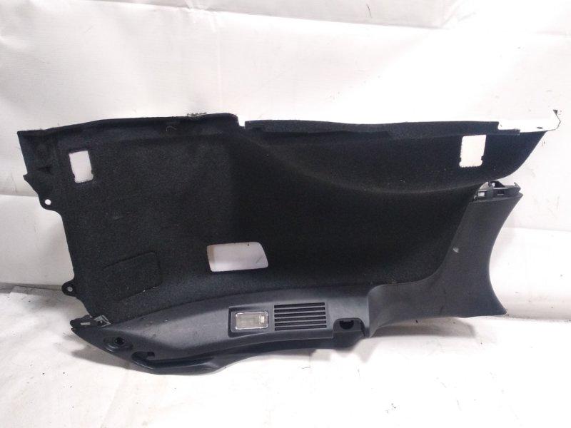 Обшивка багажника Lexus Rx350 GGL10 2GRFE 2009 задняя правая