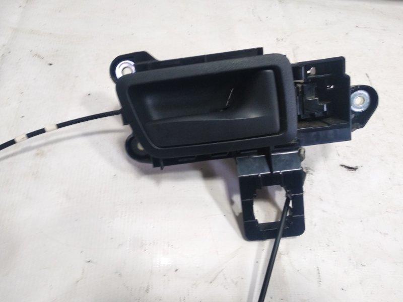 Ручка откидывания сидения Lexus Rx350 GGL10 2GRFE 2009 задняя правая