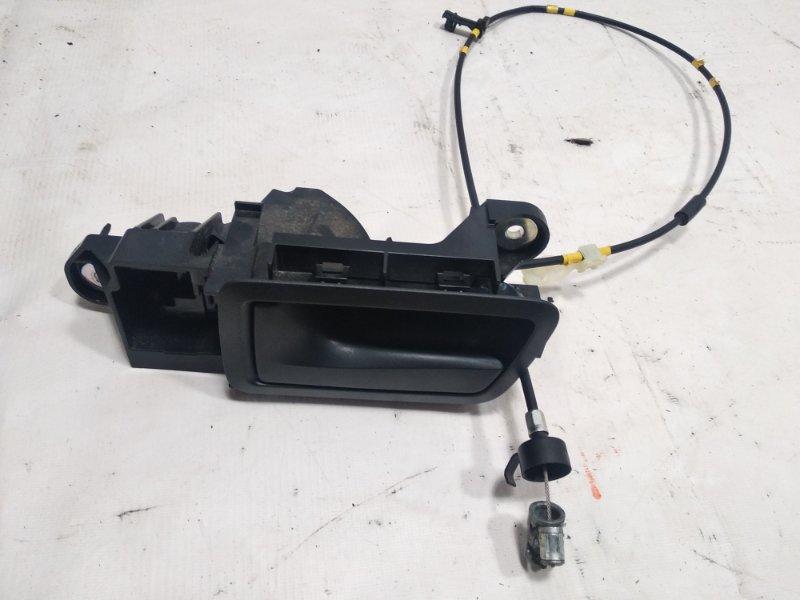 Ручка откидывания сидения Lexus Rx350 GGL10 2GRFE 2009 задняя левая