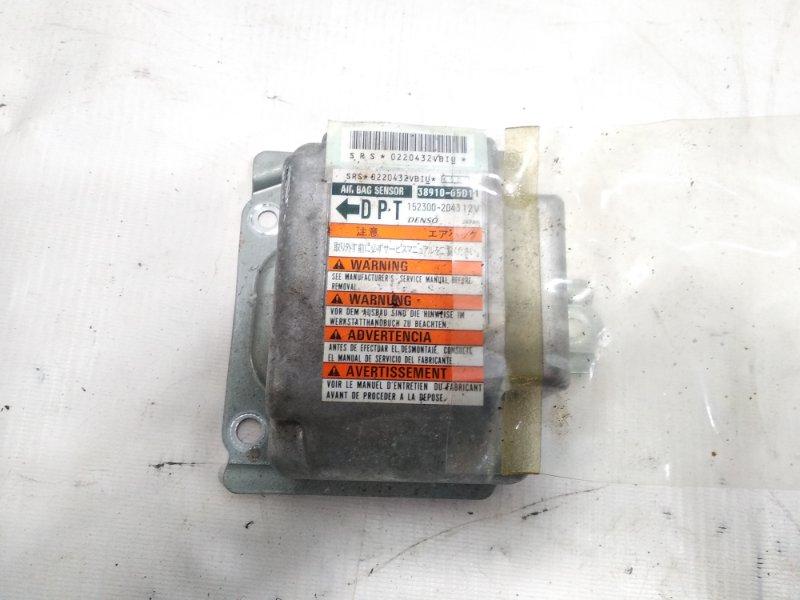 Блок управления airbag Suzuki Escudo TA52W J20A 2002