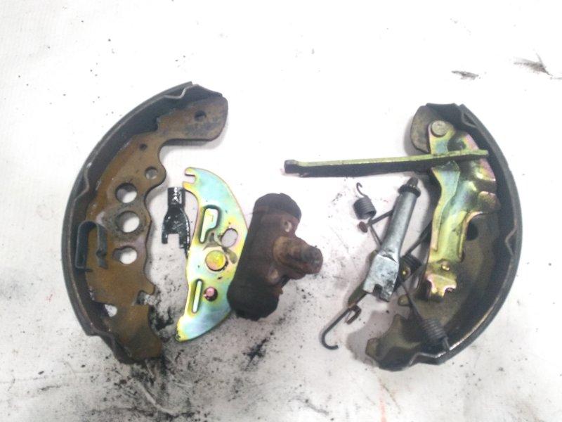 Механизм стояночного тормоза Suzuki Escudo TA52W J20A 2002 задний левый