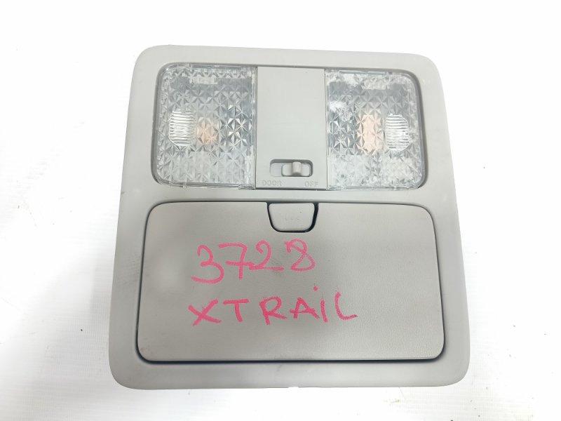 Светильник салона Nissan Xtrail T31 M9R 2011 передний
