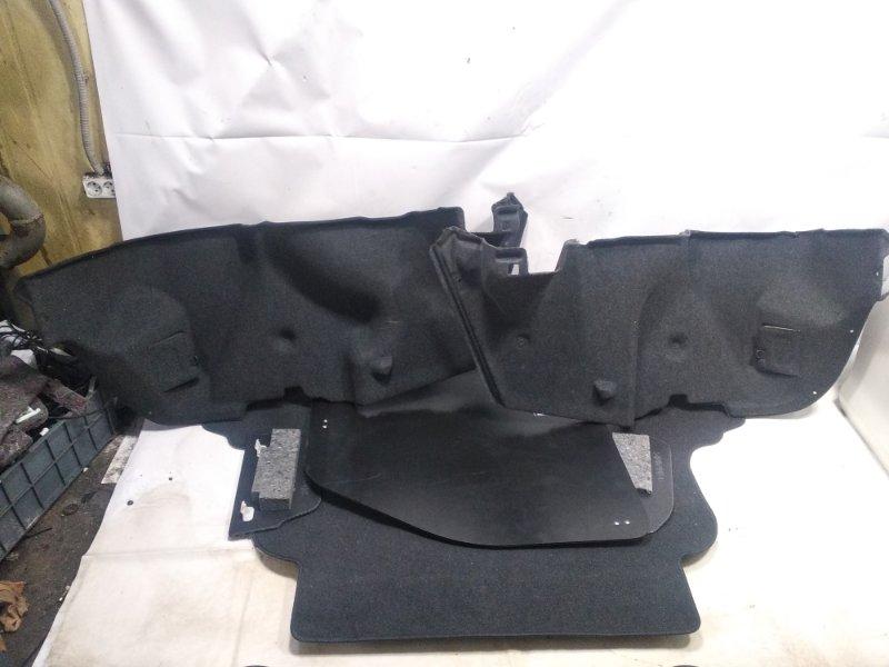 Обшивка багажника Toyota Allion AZT240 1ZZFE 2005 задняя