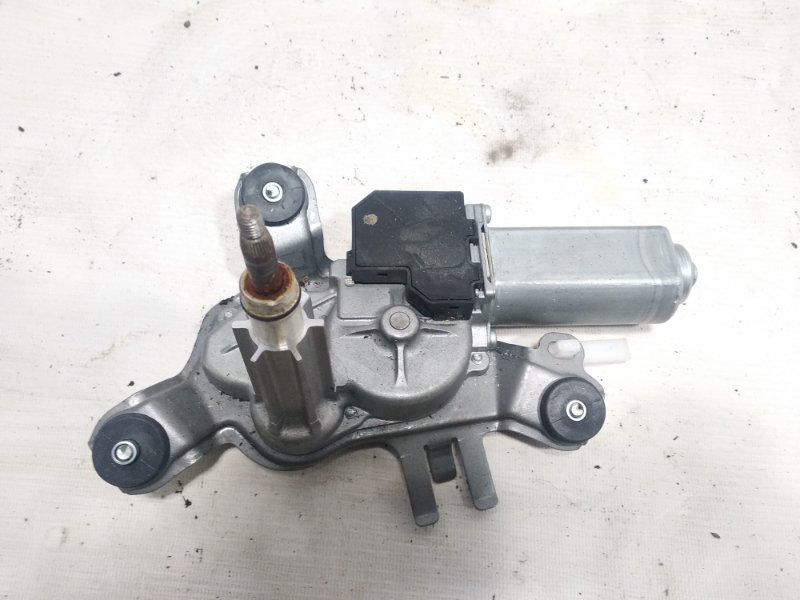 Моторчик заднего дворника Toyota Allion AZT240 1ZZFE 2005 задний