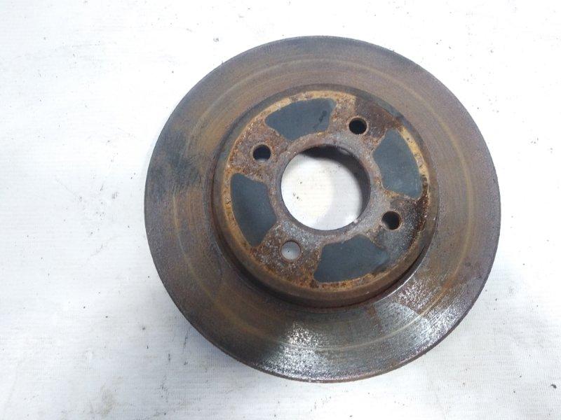 Тормозной диск Nissan Tiida JC11 MR18DE 2008 передний правый