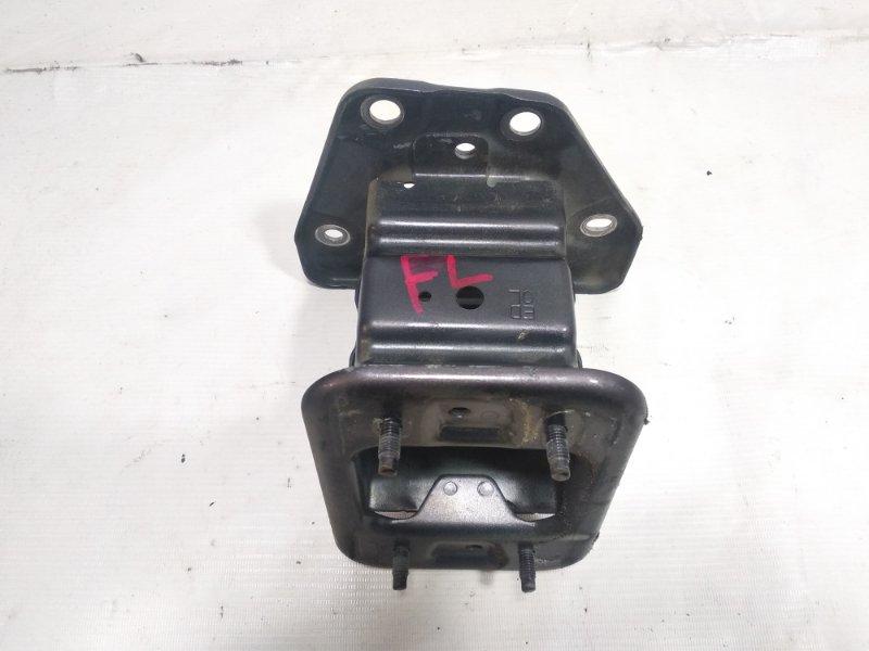 Жесткость бампера Nissan Tiida JC11 MR18DE 2008 передний левый