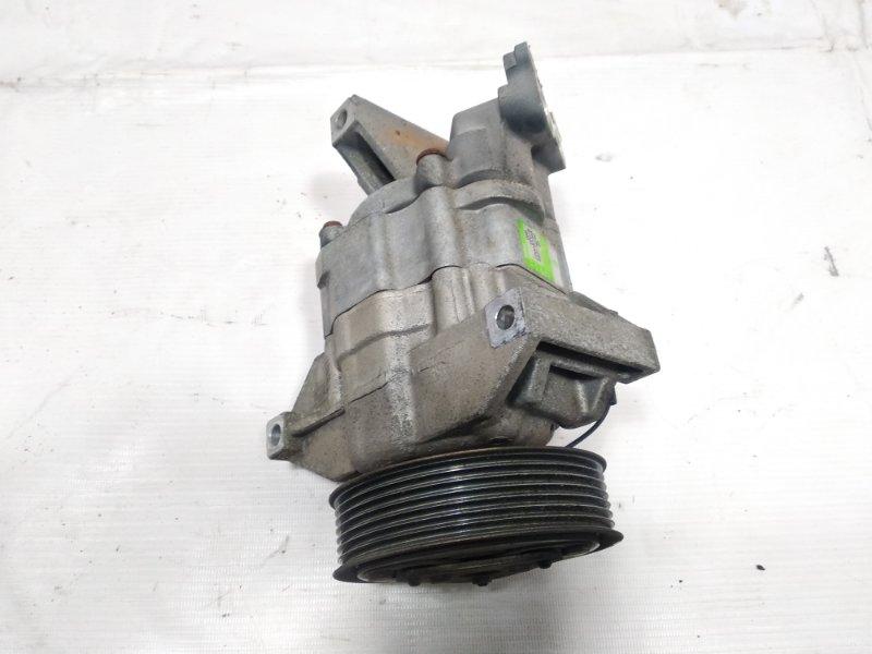 Компрессор кондиционера Nissan Tiida JC11 HR15DE 2008